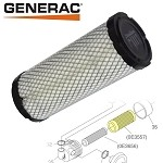 0E3557 - Canister Air Filter