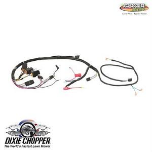 Dixie Chopper Magnum/IE Wiring Harness, 500147